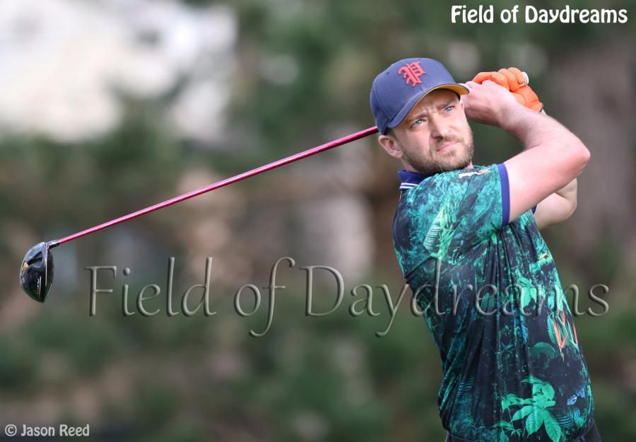 Justin Timberlake (Amateur) at SHGC, 2016.